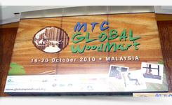 MTC Global Woodmart 2010 - the first one-stop selling and buying platform for all suppliers and buyers of wood products